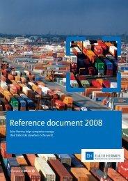 2008 Registration document - Euler Hermes