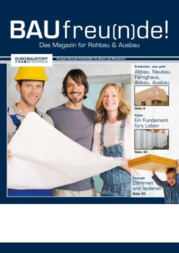 Das Magazin für Rohbau & Ausbau - akm GmbH & Co. KG