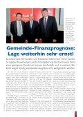 Lage bleibt sehr ernst! - SPÖ Gemeindevertreterverband NÖ - Seite 5