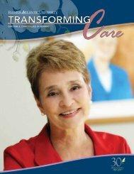 Transforming Care Magazine: Fall 2010 Issue - Christine E. Lynn ...