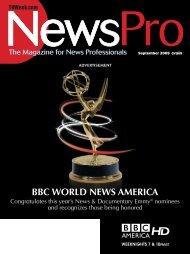 BBC WORLD NEWS AMERICA - TVWeek