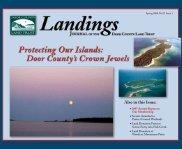 Landings- Spring 2008 - Door County Land Trust