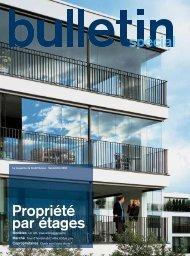 Propriété par étages : derrière la façade - Credit Suisse eMagazine