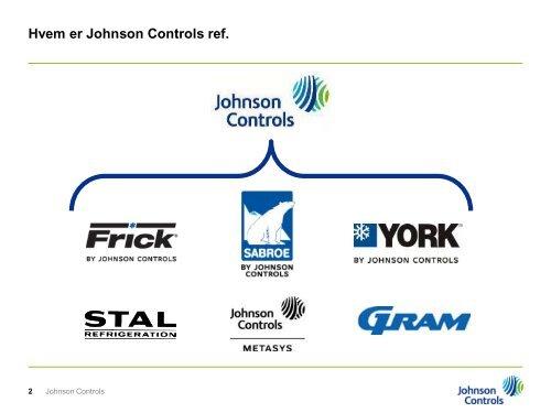 Johnson Controls - Eltel Networks