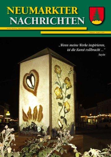 NEUMARKTER NACHRICHTEN - Gemeinde Neumarkt in der ...