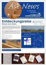 ASEnews 2008 2 - Schreinerei Asenkerschbaumer