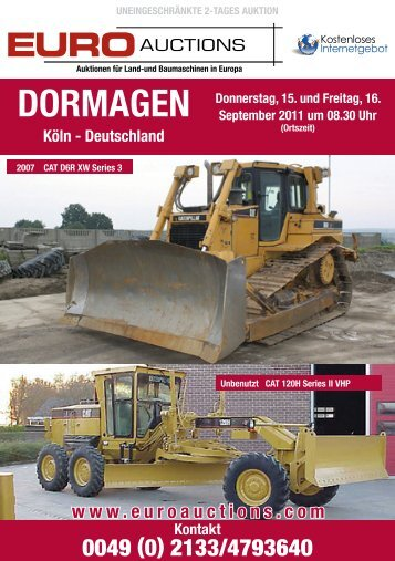 DORMAGEN - Euro Auctions
