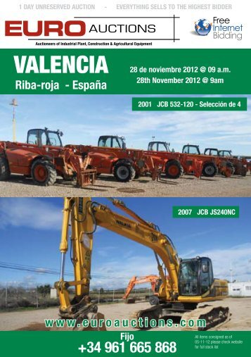 VALENCIA - Euro Auctions