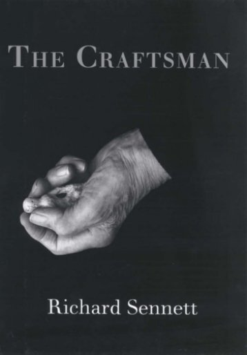 sennett-the-craftsman