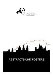 abstractband - AGA-Kongresse