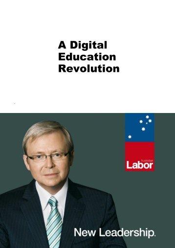 A Digital Education Revolution - Pixel IT
