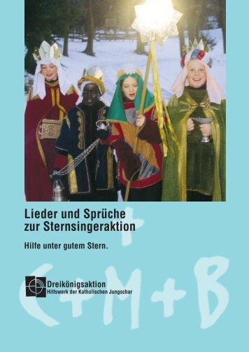 lieder - Katholische Jungschar Südtirols