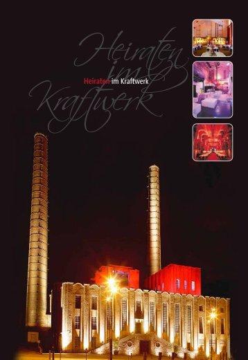 Heiraten im Kraftwerk (PDF) - Stuttgart Locations