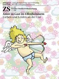 Ausgabe als PDF downloaden - Zürcher Studierendenzeitung