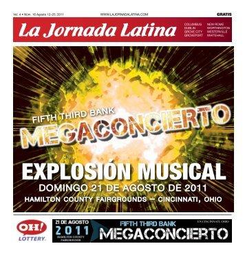entretenimiento - La Jornada Latina