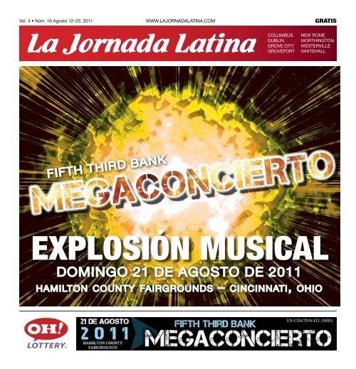 Entretenimiento La Jornada Latina
