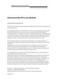 Kurzbericht 2010 (PDF: 117KB)