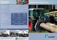 Pfanzelt Getriebeseilwinde 91 S-line Technische Daten und ...