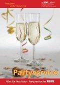 REWE partyservice mr und wetter - REWE Marburg - Seite 3