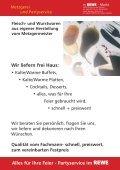 REWE partyservice mr und wetter - REWE Marburg - Seite 4