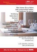 REWE partyservice mr und wetter - REWE Marburg - Seite 5