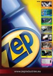 industry - Zep Industries :: Onderhoudsproducten
