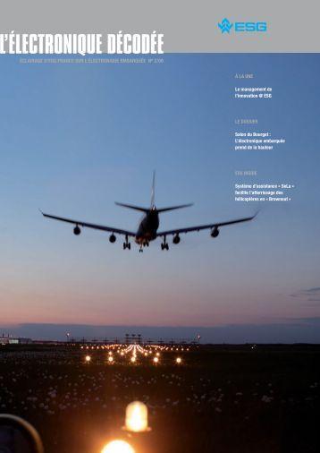 L'électronique décodée »: Éclairage d'ESG France sur