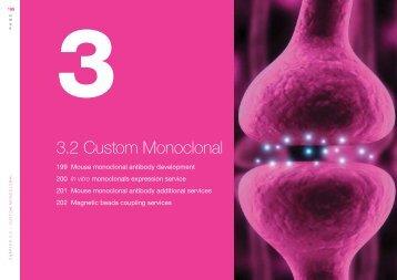 Custom monoclonal antibodies - Eurogentec
