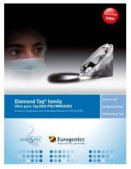 diamond Taq® Product description - Eurogentec