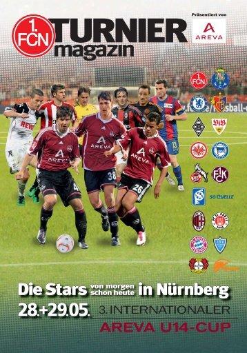 TURNIER - 1. FC Nürnberg