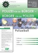 20. Öffentlicher Polizeiball Öffentlicher Polizeiball - bei Polizeifeste.de - Seite 2