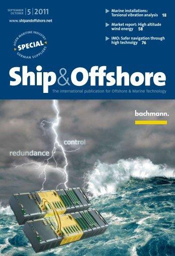 SPECIAL - Shipandoffshore.net