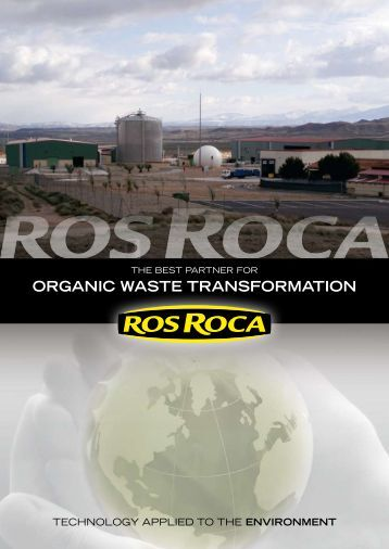 Anaerobic Digestion Technology Information Brochure