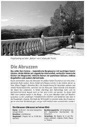 Die Abruzzen - WEINBUECHER.de