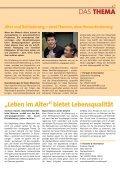 LEBENSHILFE IM ALTER - Lebenshilfe Vorarlberg - Seite 5