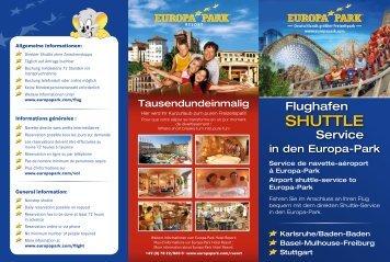 ShuTTlE - Europa-Park