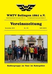 Vereinszeitung - WMTV - Solingen