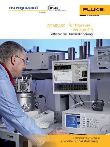 Datenblatt Compass for pressure (Pdf) - Europascal GmbH