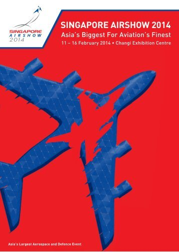 Changi Exhibition Centre - Singapore Airshow