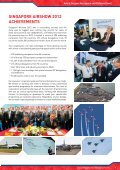 SPONSORSHIP OPPORTUNITIES 2014 - Singapore Airshow - Page 3