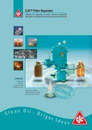 Filter Separator Brochure - Cjc.dk