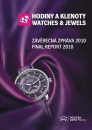 hodiny a klenoty watches & jewels - Incheba Expo Praha