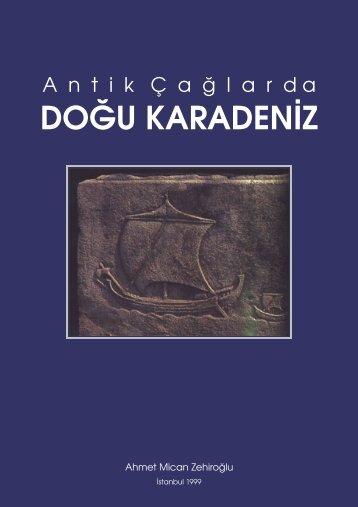 Antik Çağlarda Doğu Karadeniz - Surmene.Net