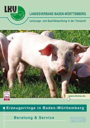 Futterverwertung, die überzeugt - Landesverband Baden ...