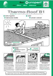 Thermo-Roof® B1 - Europerl