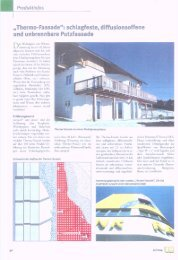 Thermo-Fassade - Europerl