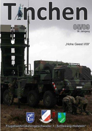 """""""Hohe Geest I/09"""" Flugabwehrraketengeschwader 1 ... - Tinchen"""