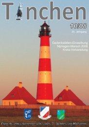 Gedenkstätten-Einweihung, PreTacs, Oktoberfest in Leck ... - Tinchen