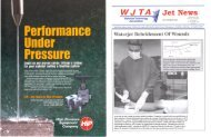WJ TA Jet News - Waterjet Technology Association