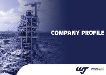 wj company profile 16-3.indd - wjengineering.co.za